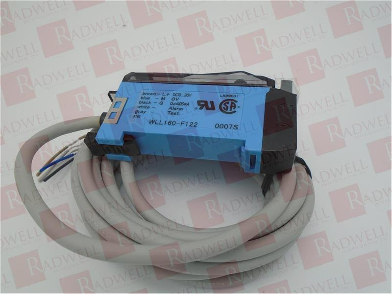 SICK OPTIC ELECTRONIC WLL160-F122 1