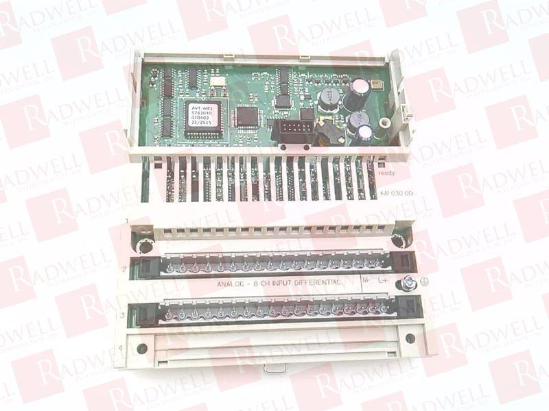 SCHNEIDER ELECTRIC 170-AAI-030-00 2