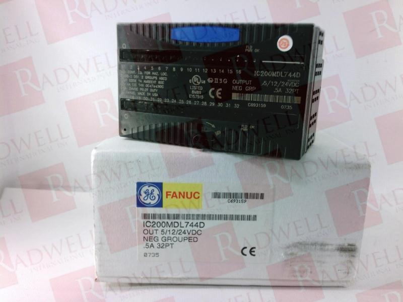 FANUC IC200MDL744 1