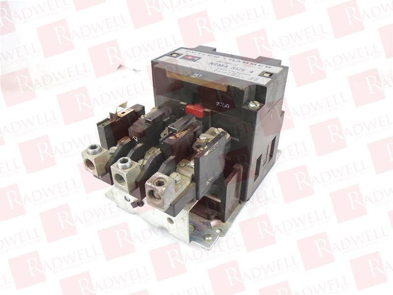 EATON CORPORATION A10FNO 1