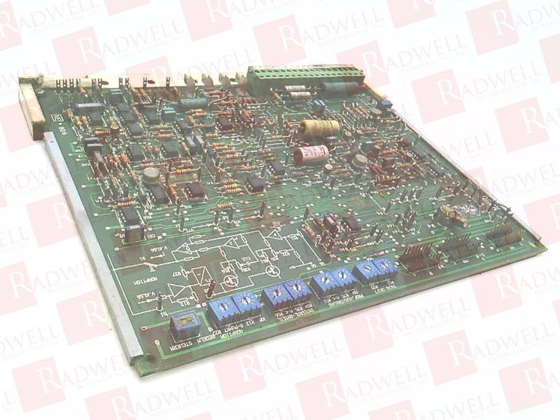 SIEMENS C98043-A1004-L2 1