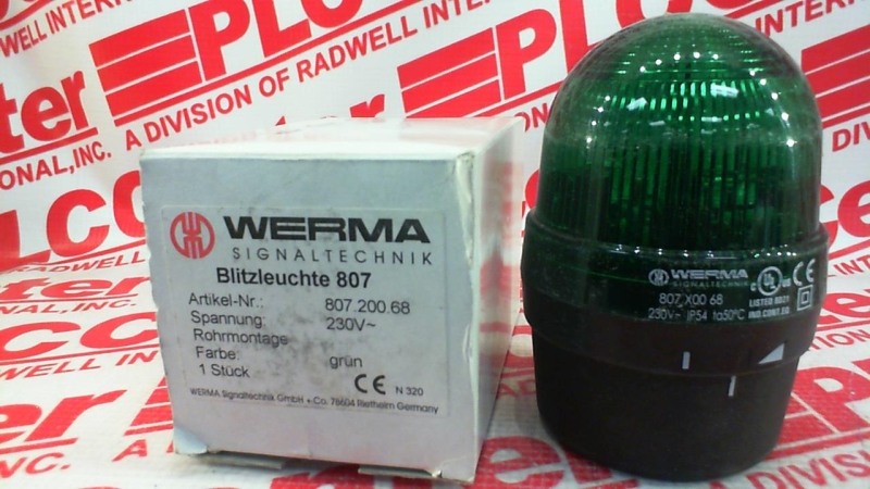 WERMA 807-200-68