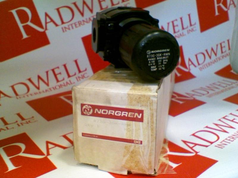 NORGREN R73G-3GK-RMN
