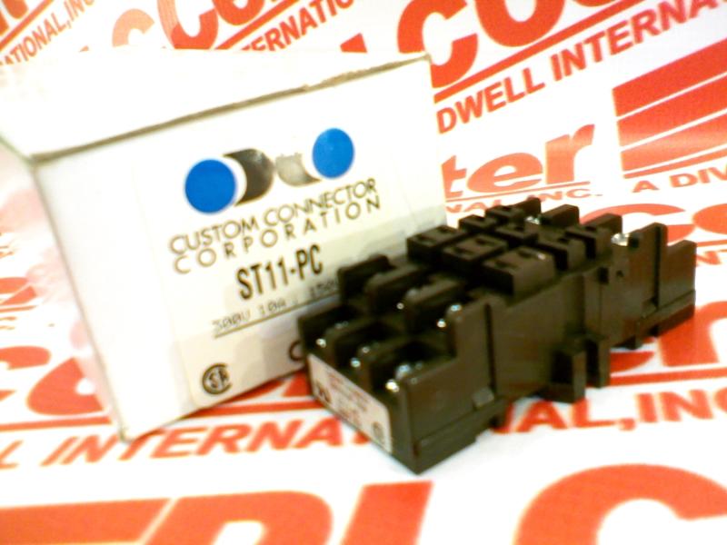 CUSTOM CONNECTOR ST11-PC