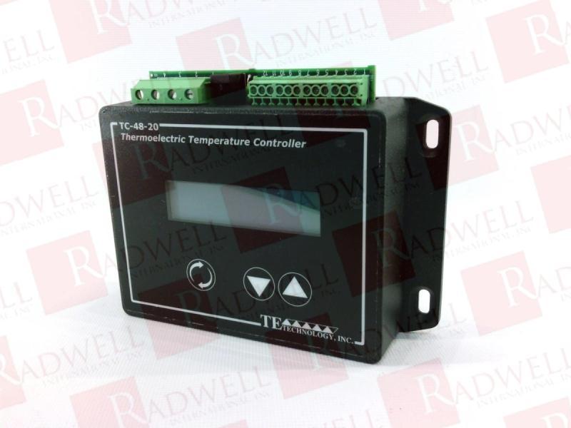 TE TECHNOLOGY INC TC-48-20