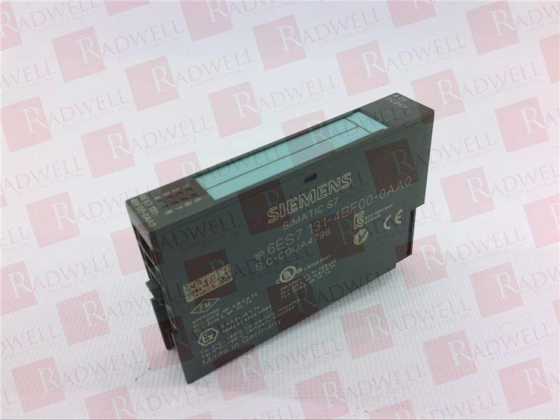 DIGITAL OUTPUT MODULE,2 D0,DC24V//0.5A SIEMENS,6ES7132-4BB00-0AB0
