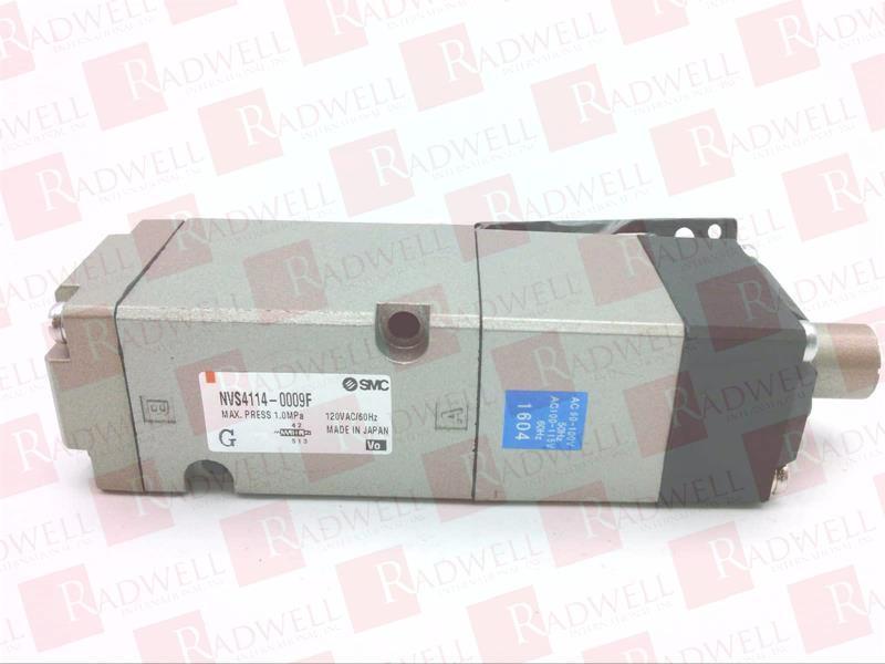 SMC NVS4114-0009F 1