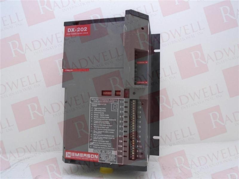 CONTROL TECHNIQUES DX-202