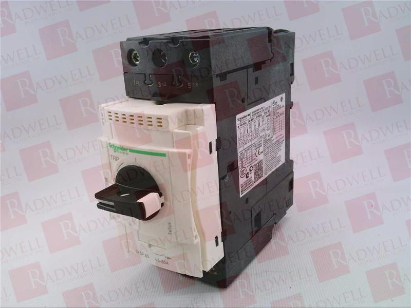 SCHNEIDER ELECTRIC GV3P65 1