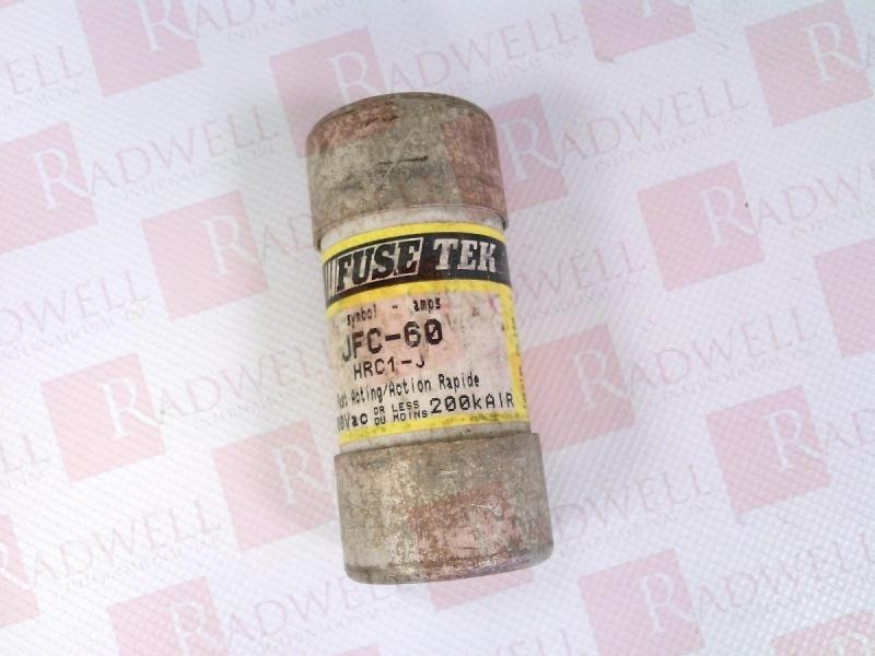 FUSE TEK JFC-60