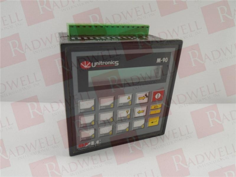 M90-T1 by UNITRONICS - Buy or Repair at Radwell - Radwell com