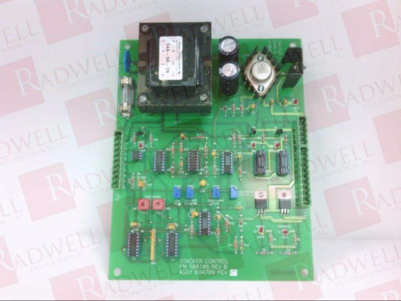 STACKER CONTROL 588106