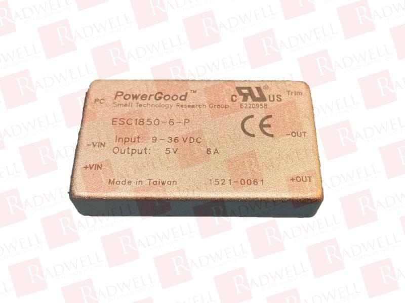 POWERGOOD ESCN018050-S-P-F30RW