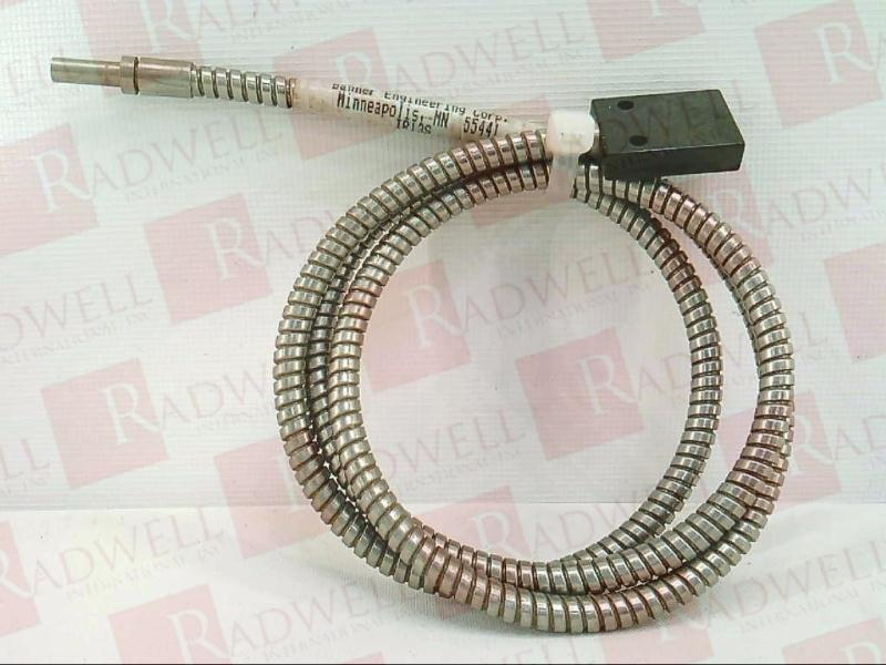 NEW BANNER ENGINEERING IR13S FIBER OPTIC CABLE  20046