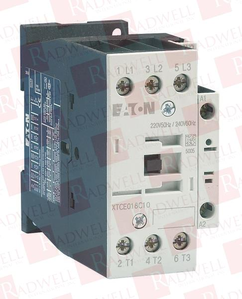 EATON CORPORATION DILM25-10(600V60HZ)