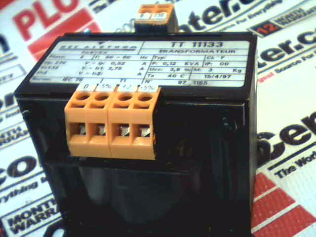GEC ALSTHOM TT-11133