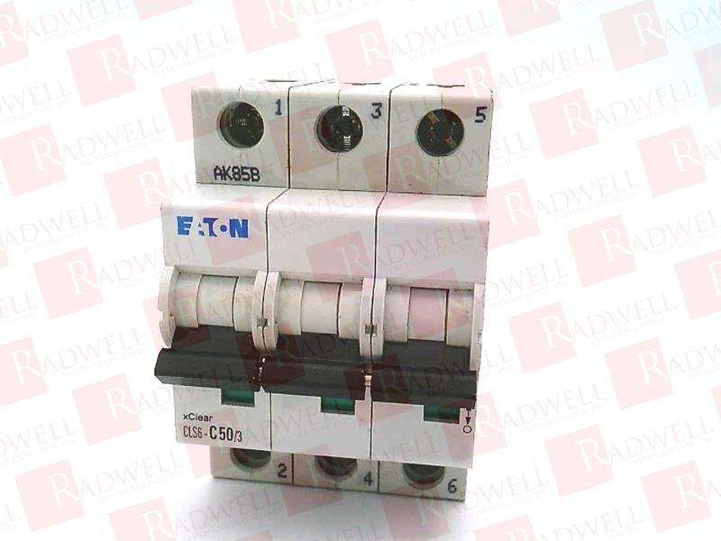 EATON CORPORATION CLS6-C50/3-DP