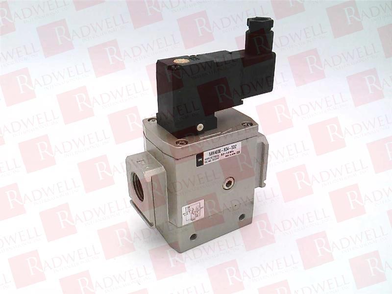 SMC NAV4000-N04-5DZ 0