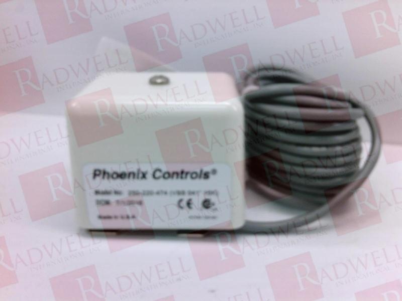 PHOENIX CONTROLS VSS40100A