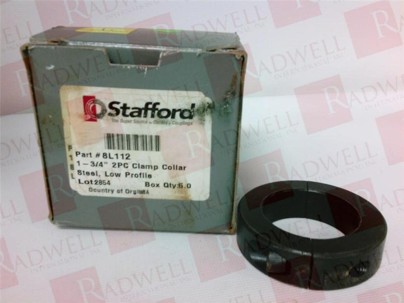 STAFFORD MFG 8L112