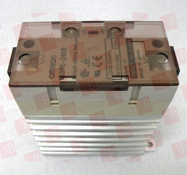 OMRON G3PE-245B DC12-24 1