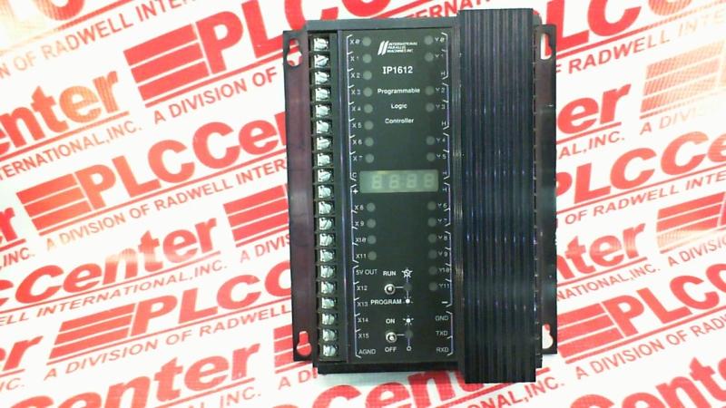 INTERNATIONAL PARALLEL MACHINE IP1612