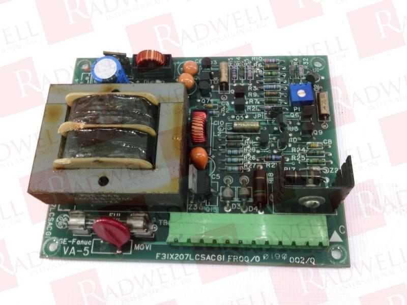 GENERAL ELECTRIC 531X207LCSACG1