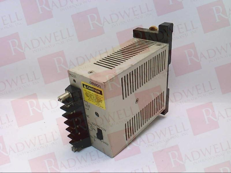OMRON 3G2A3-PS221 1
