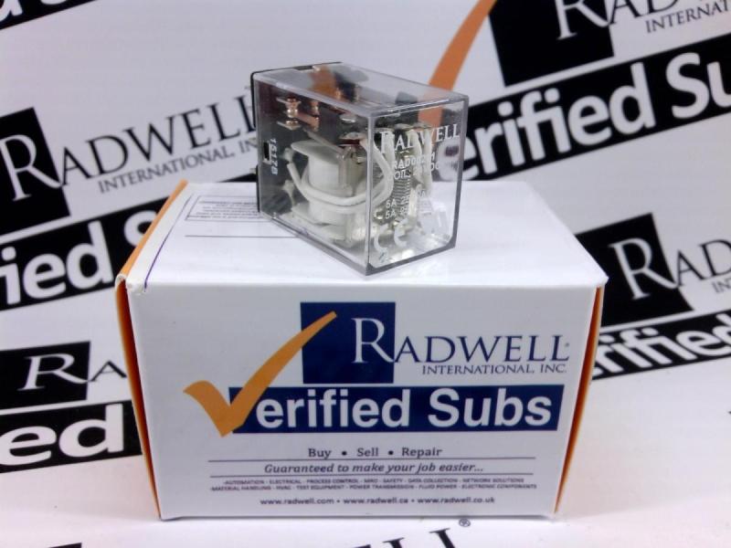 RADWELL VERIFIED SUBSTITUTE W78PCX-3SUB