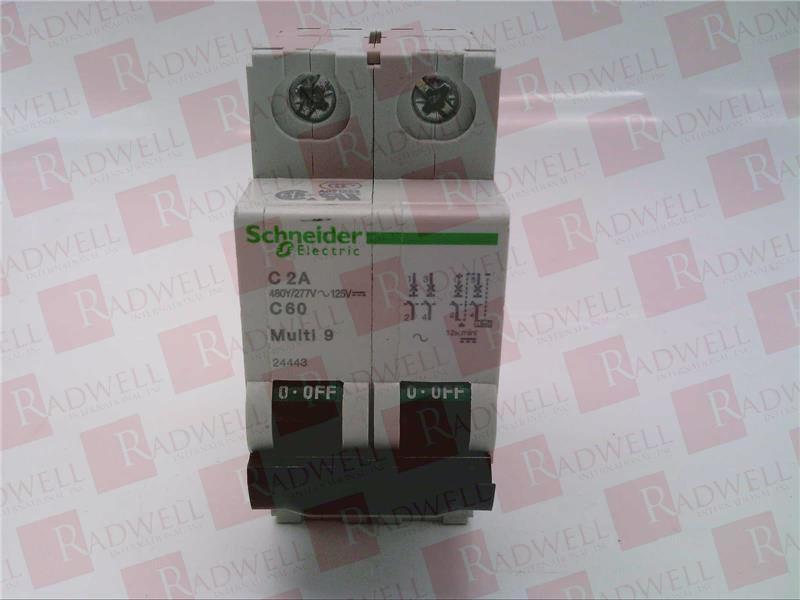 SCHNEIDER ELECTRIC C 2A 2