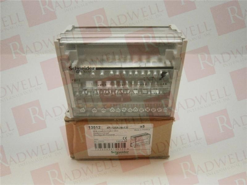 SCHNEIDER ELECTRIC 13512 1