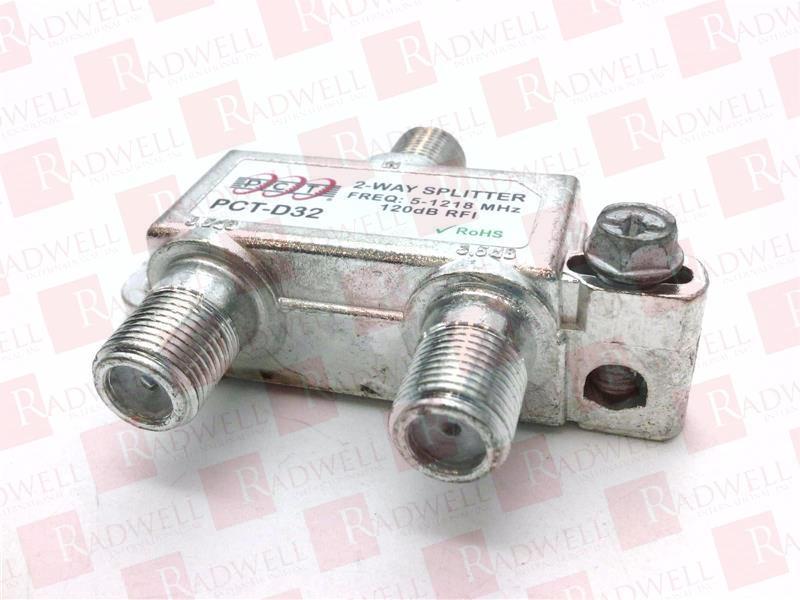 PCT CONTROLS PCT-D32