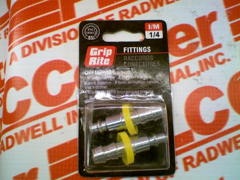 GRIP RITE GRF14PPD2