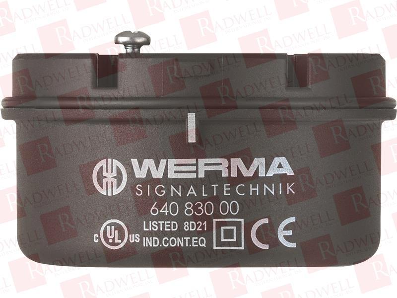 WERMA 640.830.00