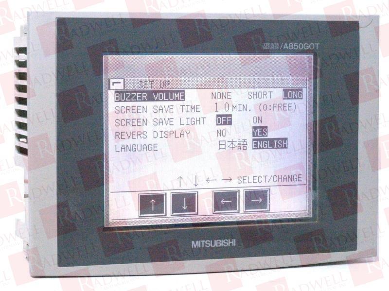 MITSUBISHI A850GOT-LWD 0