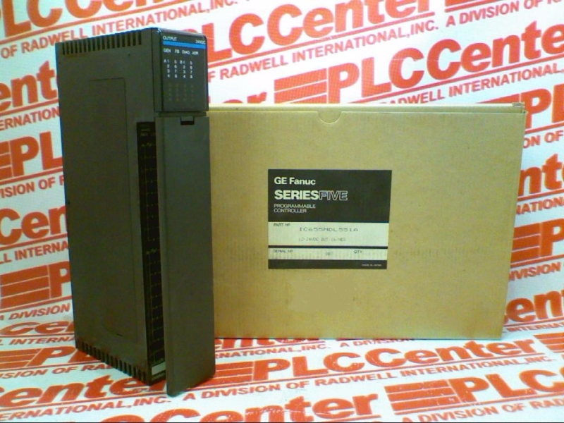 FANUC IC655MDL551