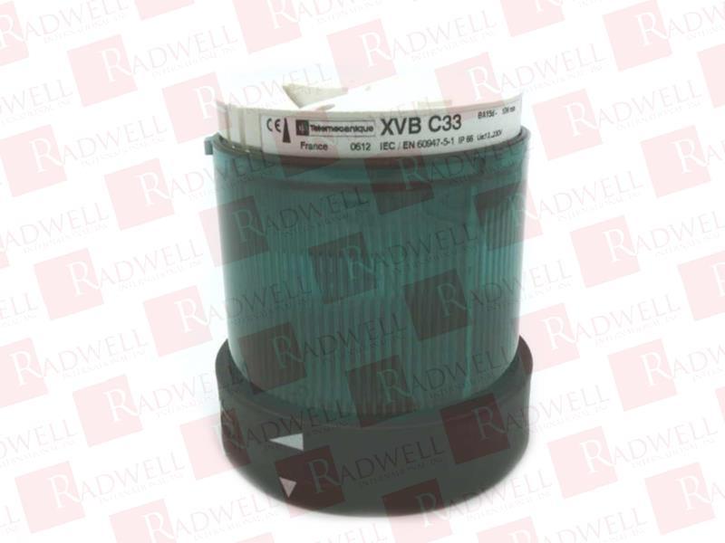SCHNEIDER ELECTRIC XVBC33 1