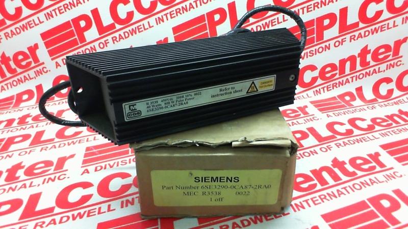 SIEMENS 6SE3-290-0CA87-2RA0
