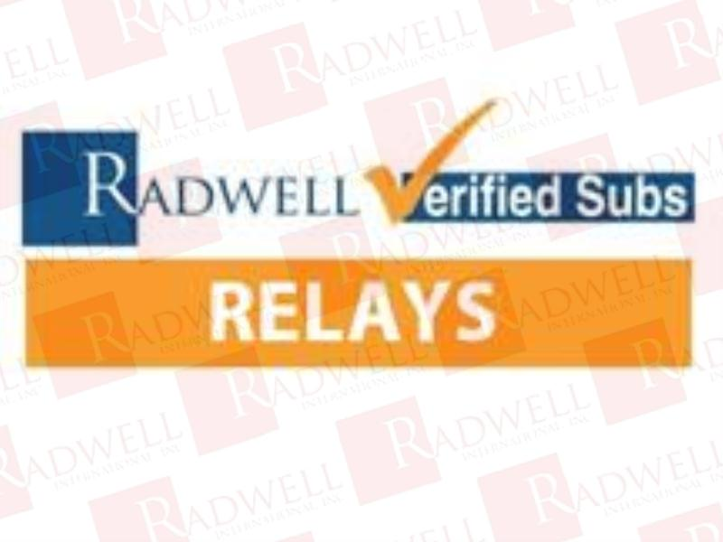 RADWELL VERIFIED SUBSTITUTE LY2-0-AC110/120-SUB