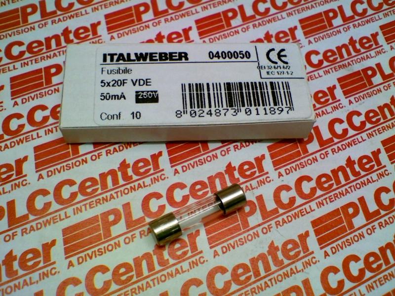 ITALWEBER 0400050