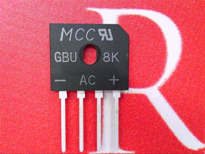MICRO COMMERCIAL COMPONENTS GBU8K-BP