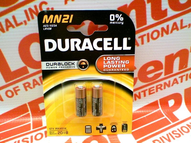 DURACELL MN21