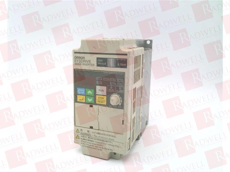OMRON 3G3JV-A2007A