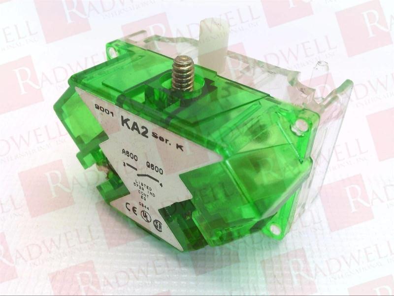 SCHNEIDER ELECTRIC 9001-KA2