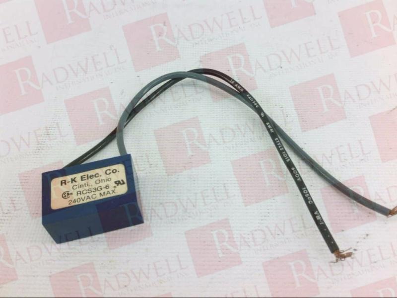 RK ELECTRONICS RCS3G-6 0