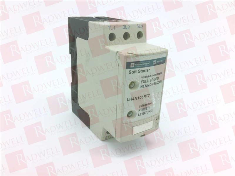 SCHNEIDER ELECTRIC LH4-N106RT7