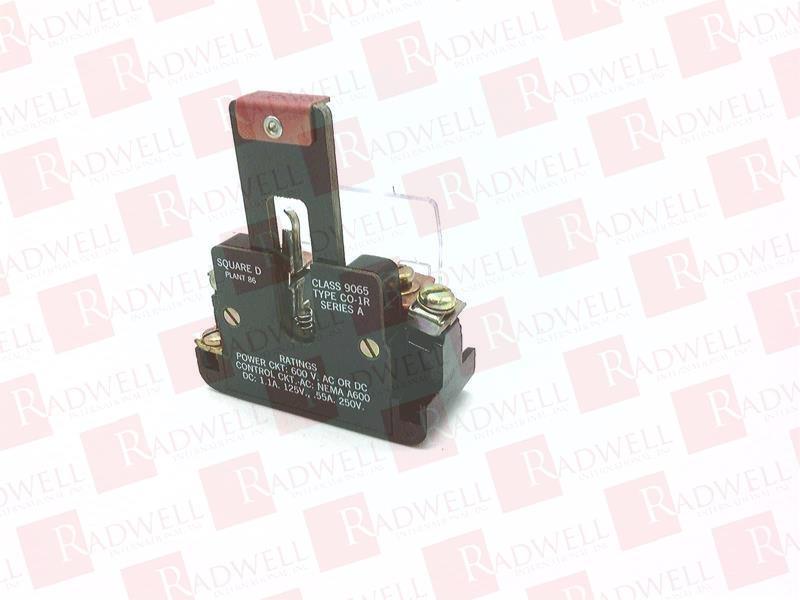 SCHNEIDER ELECTRIC 9065-CO-1R 0