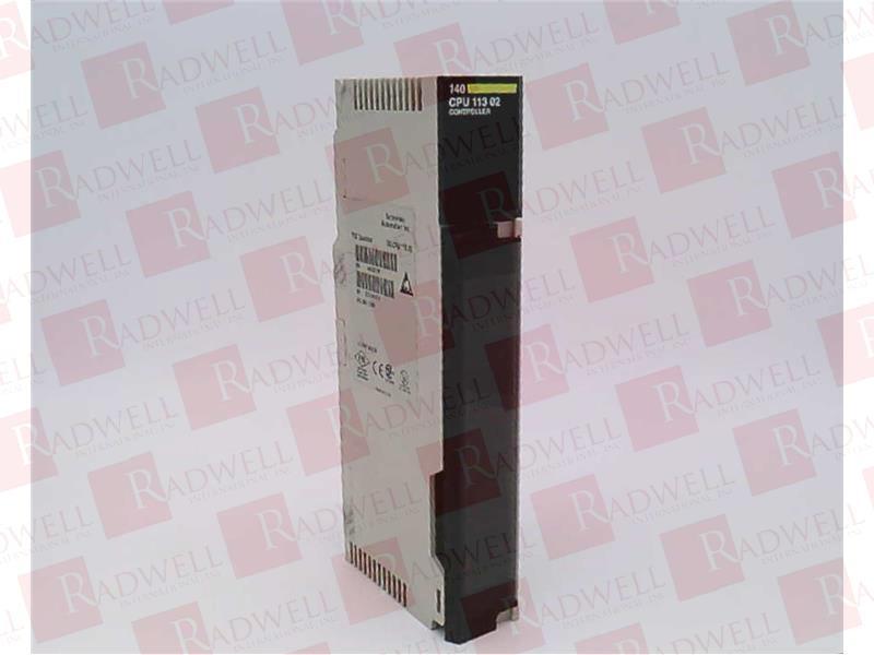 SCHNEIDER ELECTRIC 140-CPU-113-02 2