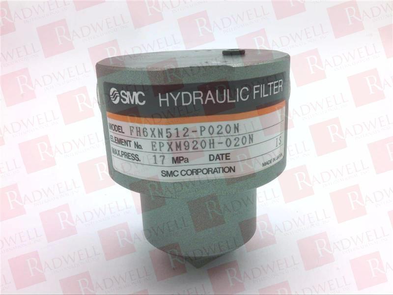 SMC FH6XN512-P020N