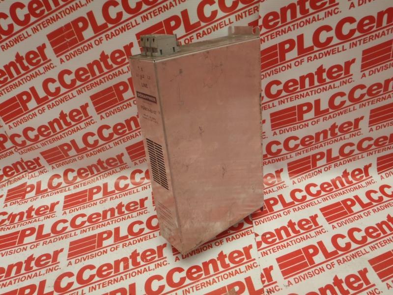 Schaffner fs4874-42-07 Filtro Schaffner fs48744207 480vac 50//60 Hz